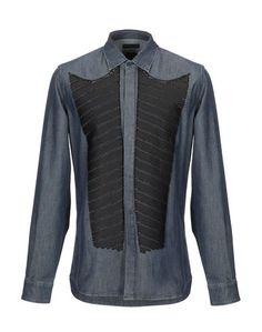 Джинсовая рубашка Etro