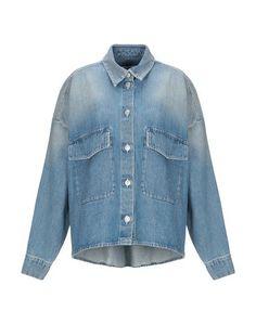 Джинсовая рубашка Mm6 Maison Margiela