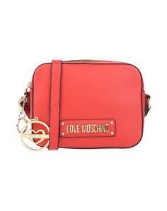 8e284271e305 Сумка через плечо Love Moschino