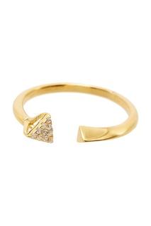 Разъемное кольцо с отделкой Exclaim