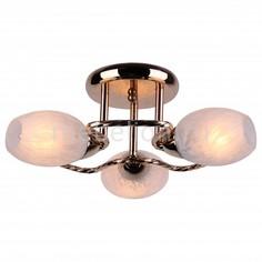 Потолочная люстра Cosetta A6211PL-3GO Arte Lamp