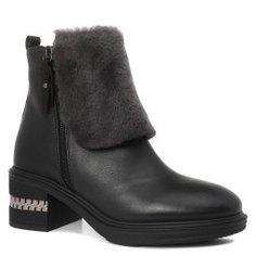 Ботинки GIOVANNI FABIANI G194 черный