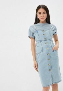 Платье джинсовое Pink Frost