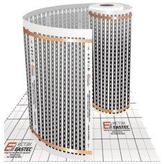 Электрический теплый пол EASTEC