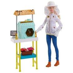 Кукла Barbie Кем быть? Пчеловод