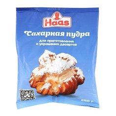 Haas Пудра сахарная