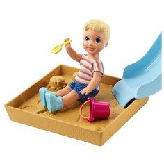 Кукла Barbie Скиппер Игра с