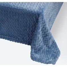 Плед Ecotex 150х200 голубой (4660054343049)