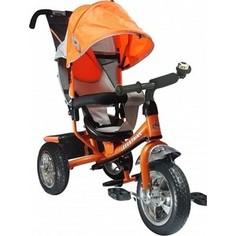 Велосипед 3-х колесный Jaguar MS-0536 оранжевый