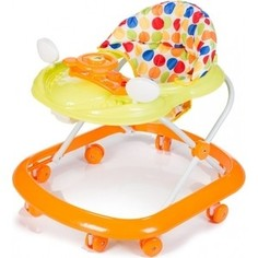 Ходунки BabyHit FIRST - STEP - ORANGE - оранжевый