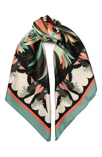 Шелковый платок Fendi