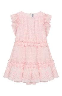 Хлопковое платье Simonetta