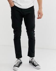 Узкие джинсы Jack & Jones - LUKE - Черный