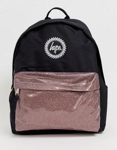 Сумка-рюкзак с карманом с блестками Hype - Мульти