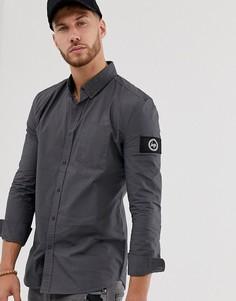 Рубашка с длинными рукавами Hype - Серый