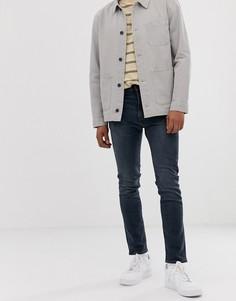 Выбеленные зауженные джинсы с классической талией Levis 510 - ivy - Синий Levis®