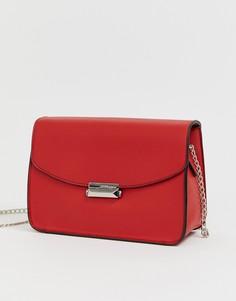 Красная сумка через плечо BCBGeneration - Красный