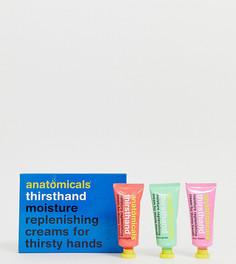 Набор кремов для рук Anatomicals replenishing cream for thirsty hands - Бесцветный