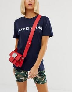 Сумка через плечо Calvin Klein Jeans - Черный