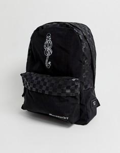 Черный рюкзак Vans X Harry Potter Dark Arts - Черный