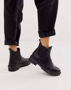 Черные ботинки челси RAID Radar - Черный