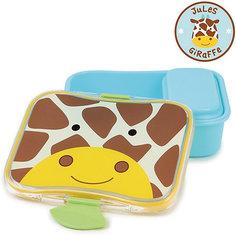 "Набор контейнеров для завтрака Skip Hop Zoo Lunch Kit ""Жираф"""