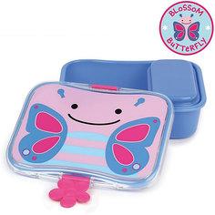 "Набор контейнеров для завтрака Skip Hop Zoo Lunch Kit ""Бабочка"""