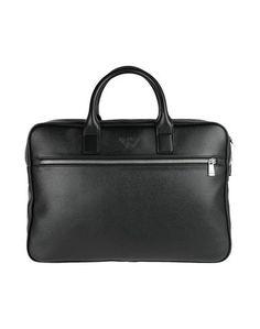 Деловые сумки Emporio Armani