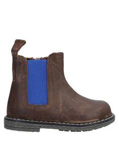 Полусапоги и высокие ботинки Eureka