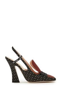 Туфли на высоком каблуке Ffreedom Fendi