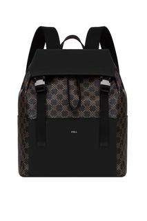 Комбинированный рюкзак Ulisse с отделкой Furla