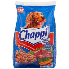 Корм для собак Chappi говядина