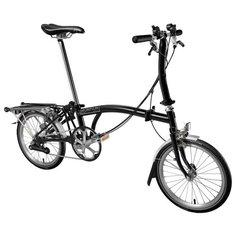 Городской велосипед Brompton S6R
