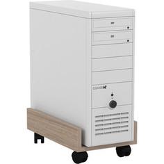 Подставка под системный блок Мебельный двор С-МД-4-02 ясень шимо светлый