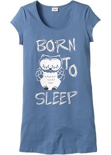 Ночная сорочка с принтом Bonprix