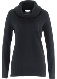 Пуловер с длинными рукавами Bonprix