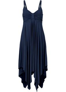 Платье с асимметричной юбкой Bonprix