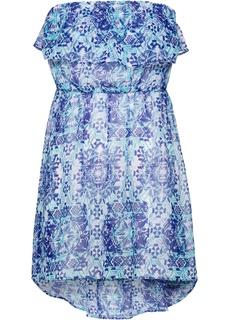Платье в стиле бандо Bonprix
