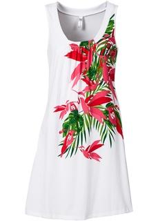 Пляжное платье А-силуэта Bonprix