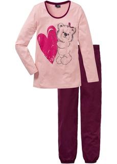 Трикотажная пижама Bonprix