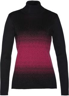 Пуловер с высоким воротом Bonprix