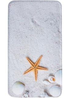 Коврик для ванной Пляж, пена с эффектом памяти Bonprix