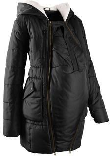 Куртка с подкладкой и карманом-вкладкой для малыша Bonprix