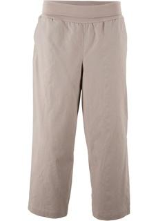 Льняные брюки-кюлоты Bonprix
