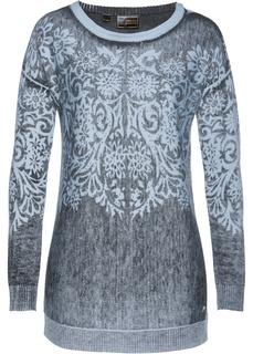 Пуловер с содержанием кашемира Bonprix