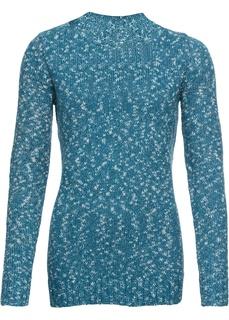 Пуловер с высоким воротником Bonprix