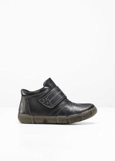 Кожаные ботинки Bonprix