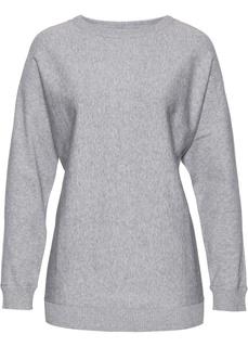 Пуловер с рукавом летучая мышь Bonprix
