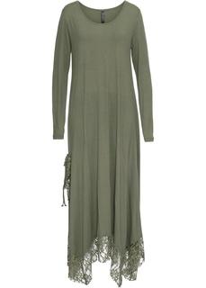 Платье с карманом Bonprix