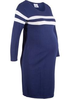95ef20a06886 Платье вязаное для беременных Bonprix